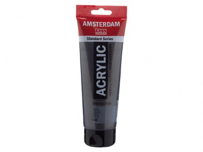 Talens Amsterdam All-Acrylics Acrylfarbe Graphit 120 ml